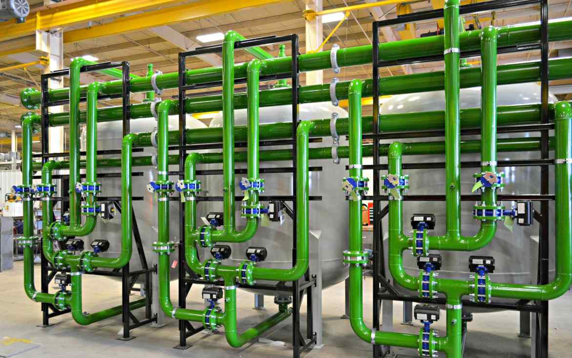 Pressure vessel fabricators