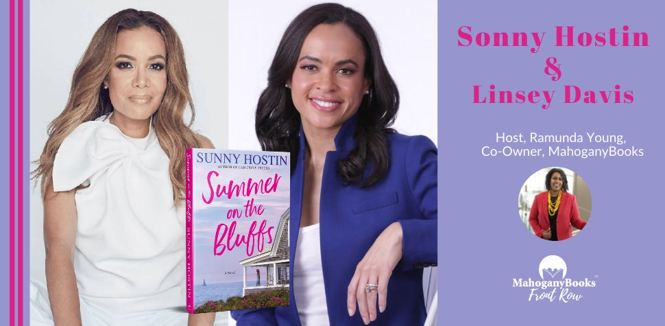 Sunny Hostin kicks off MahoganyBooks May events