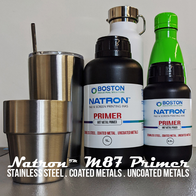 Natron M87 Stainless Steel And Metal Primer For Uv