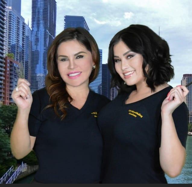 Vanessa & Kathy Nguyen of VK Beauty Spa/Academy