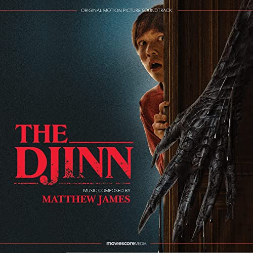 The Djinn Album Cover