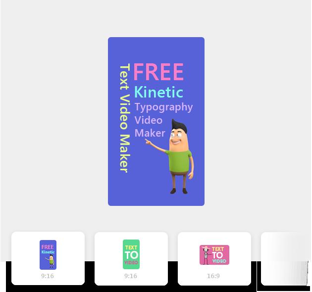 Kinetic Typography Video - Mango Animate TM