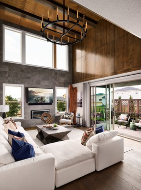 Toll Brothers Haywood Home Design Kechter Farm
