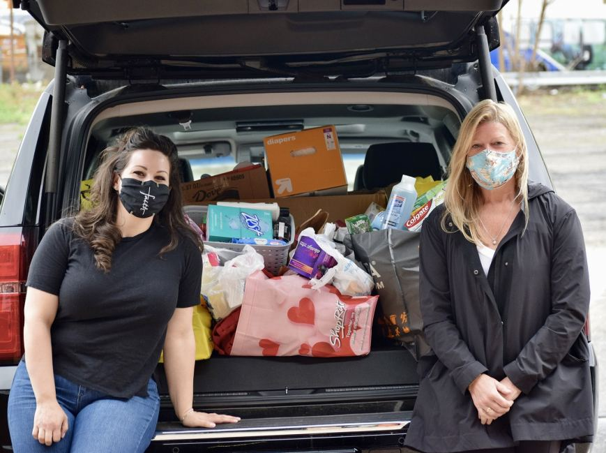 Acts 4 Ministry Received Quassy Cares Donations
