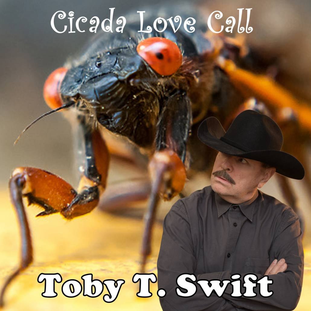 """""""Cicada Love Call"""" is Toby T. Swift's debut single"""