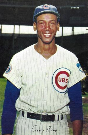 Ernie Banks hit his 500th home run on May 12, '70.