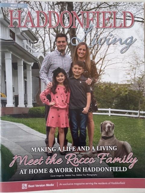 Haddonfield Living Magazine May 2021 Edition