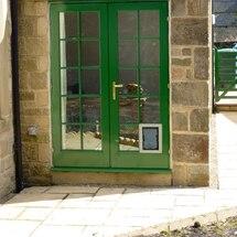 French Door Pet Doors