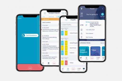 The Anvil Mobile App