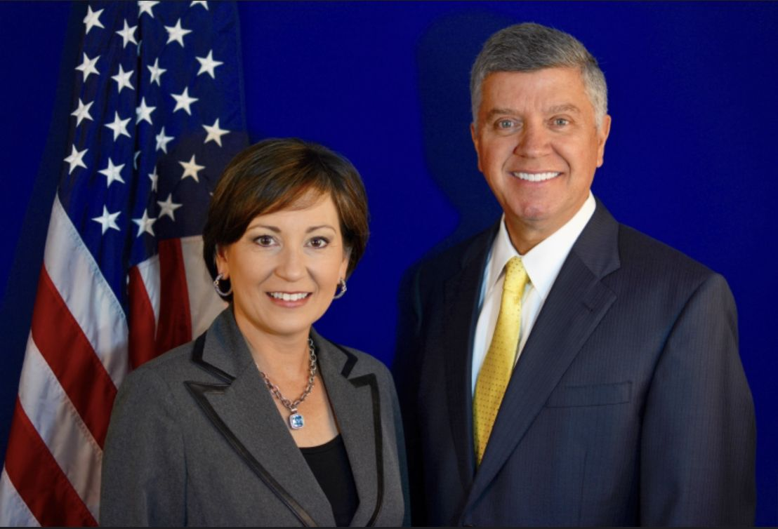Qualis CEO Elizabeth Morard and President Rod Duke