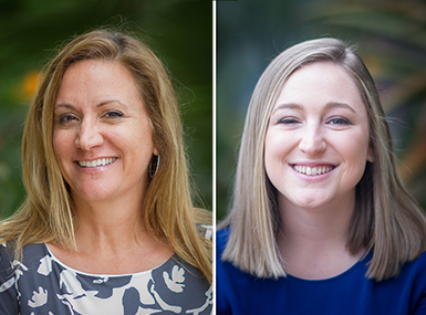MBK Promotes Diana Engle and Courtney Hill