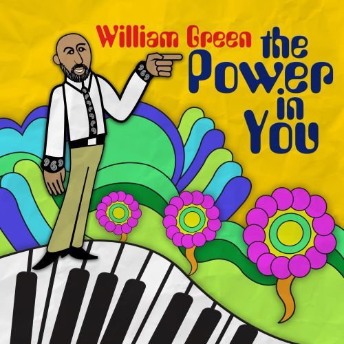 """Album Cover Artwork - """"The Power In You"""""""