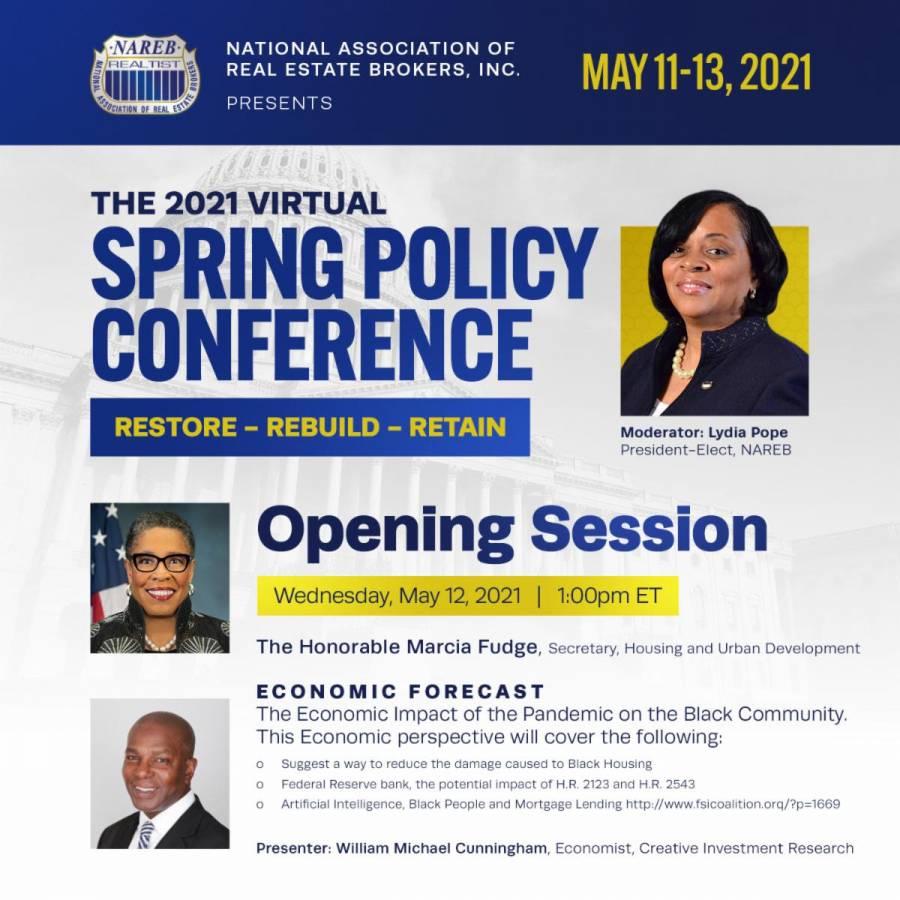NAREB 2021 Virtual Conference