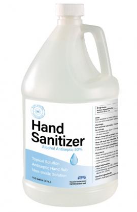 Safe House Hand Sanitizer