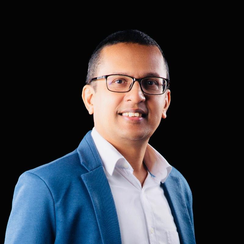 Amitha Amarasinghe CEO of APIDM