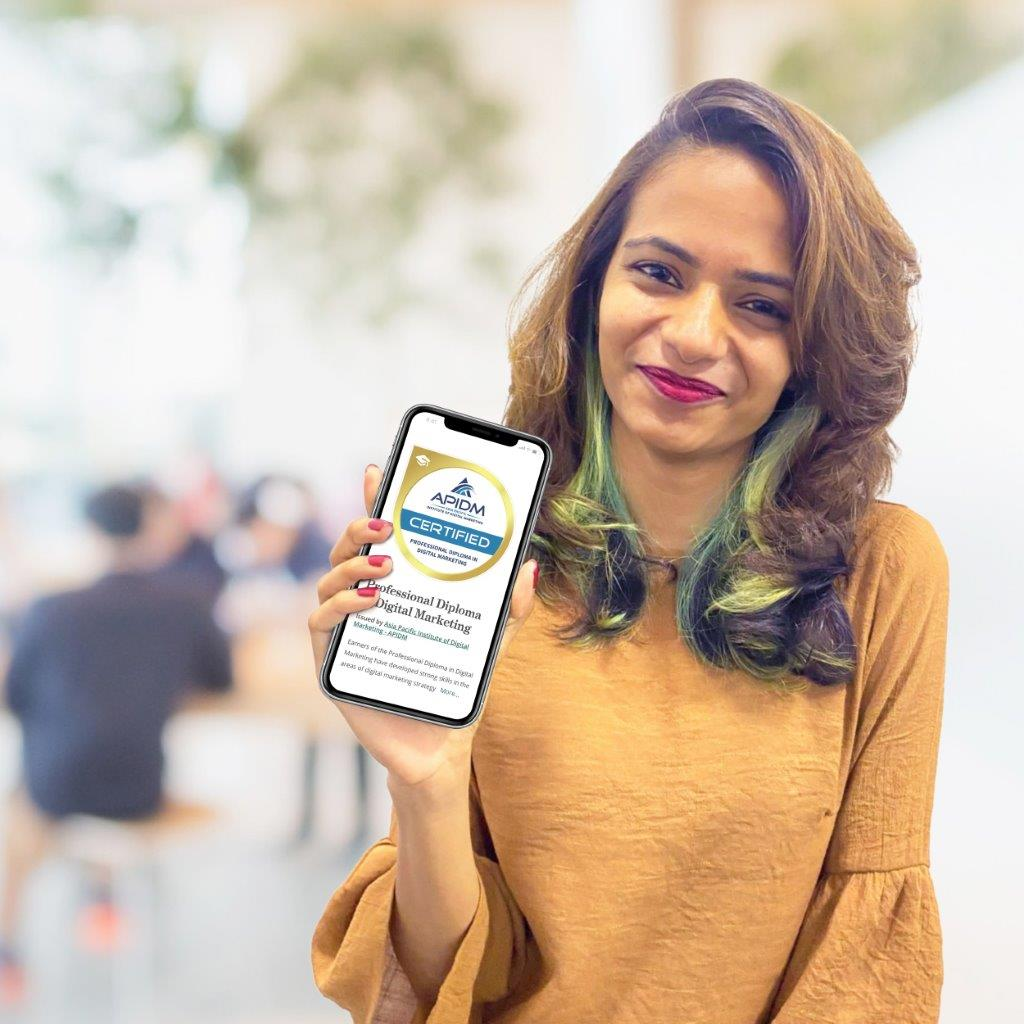 Nethmi Perera - An APIDM Graduate