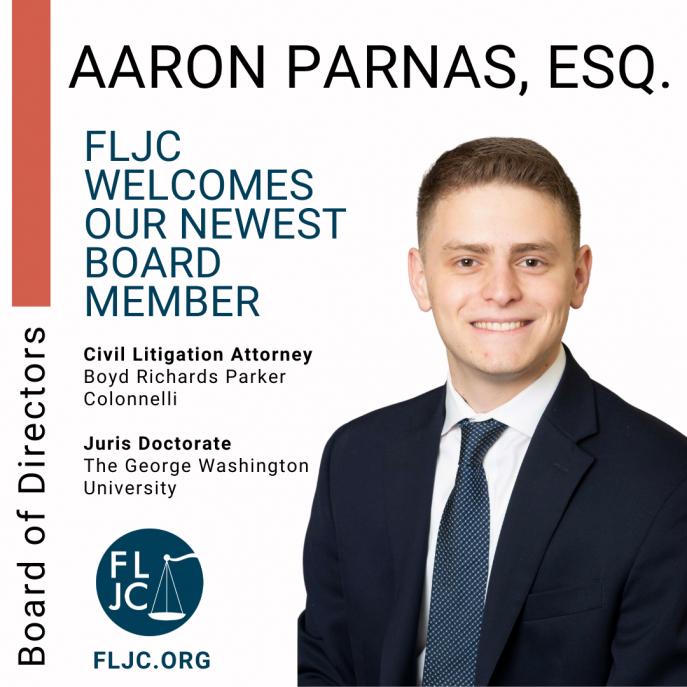 Aaron Parnas - Florida Justice Center