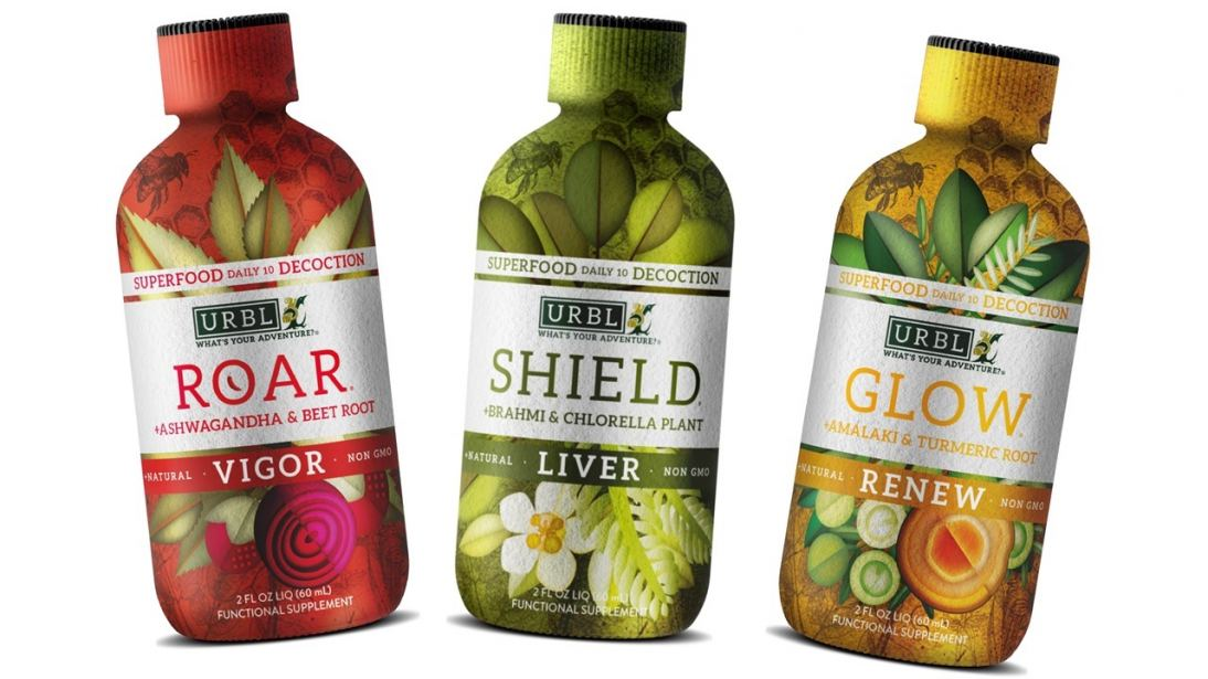 URBL Superfood Decoctions