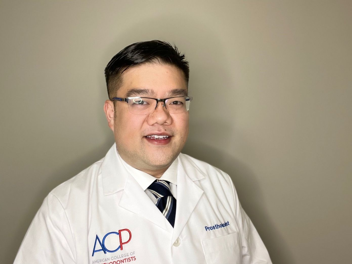 Peterson Huang Board Certified Prosthodontist
