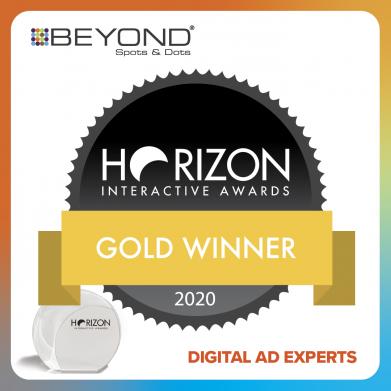 Horizon Interactive 2020 Winner 1