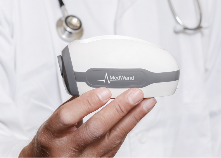 MedWand™ is transforming telemedicine