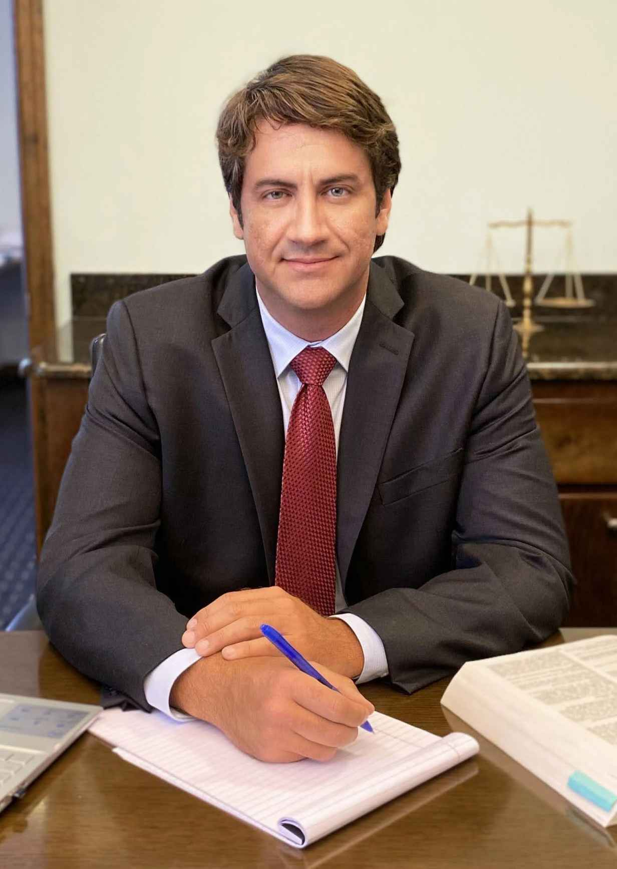 Ron Hertel has opened Hertel Legal in Ormond Beach