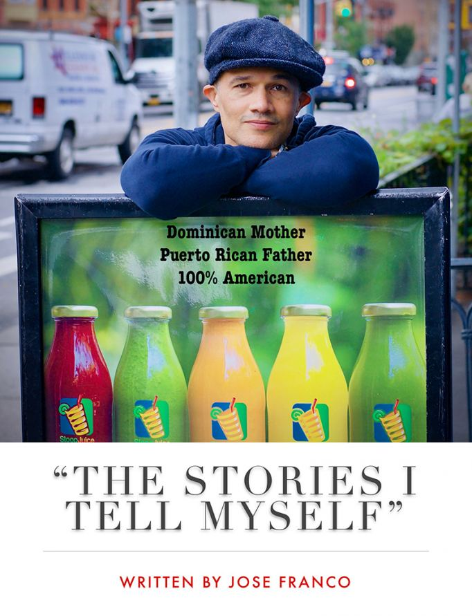 The Stories I Tell Myself By Jose Franco