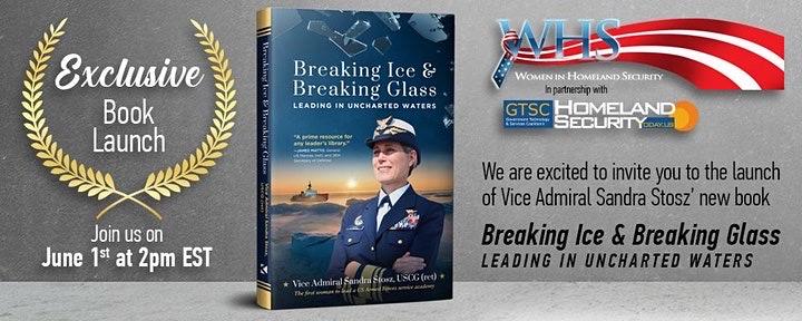 Breaking Ice & Breaking Glass Virtual Book Launch