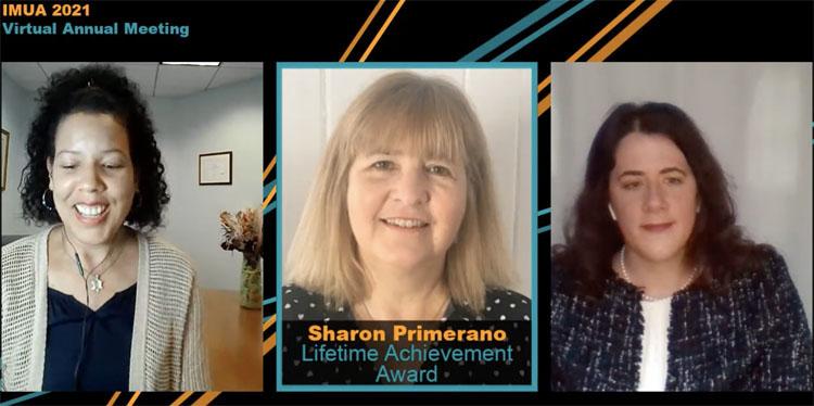 IMUA presents Lifetime Achievement Award