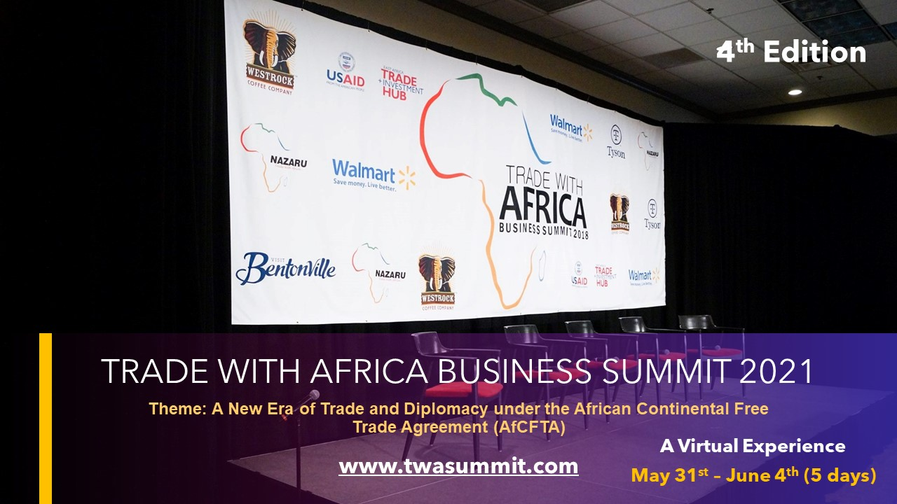 Executive Summary Twa Summit 2021 Cover Version 2