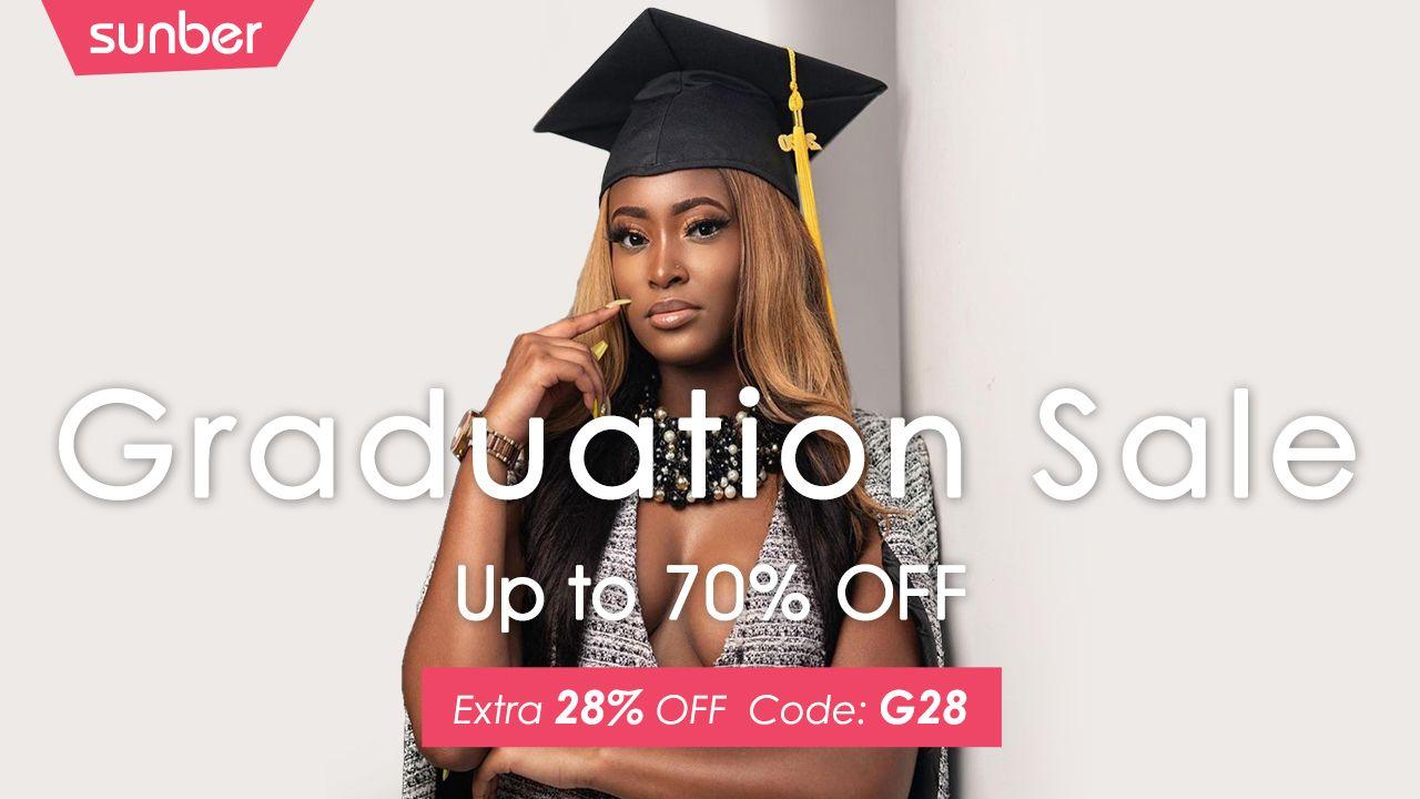 Graduation Season Sales