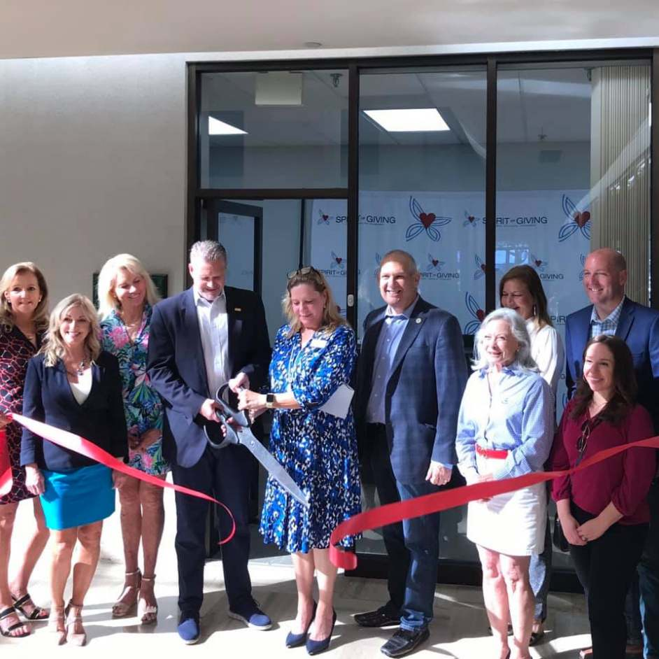 SPIRIT OF GIVING NETWORK DEBUTS NEW OFFICE SPACE