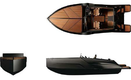 D-Boats - Diamond 550