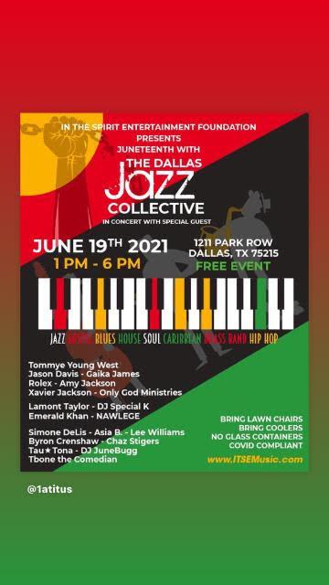 Jazz Flyer 2