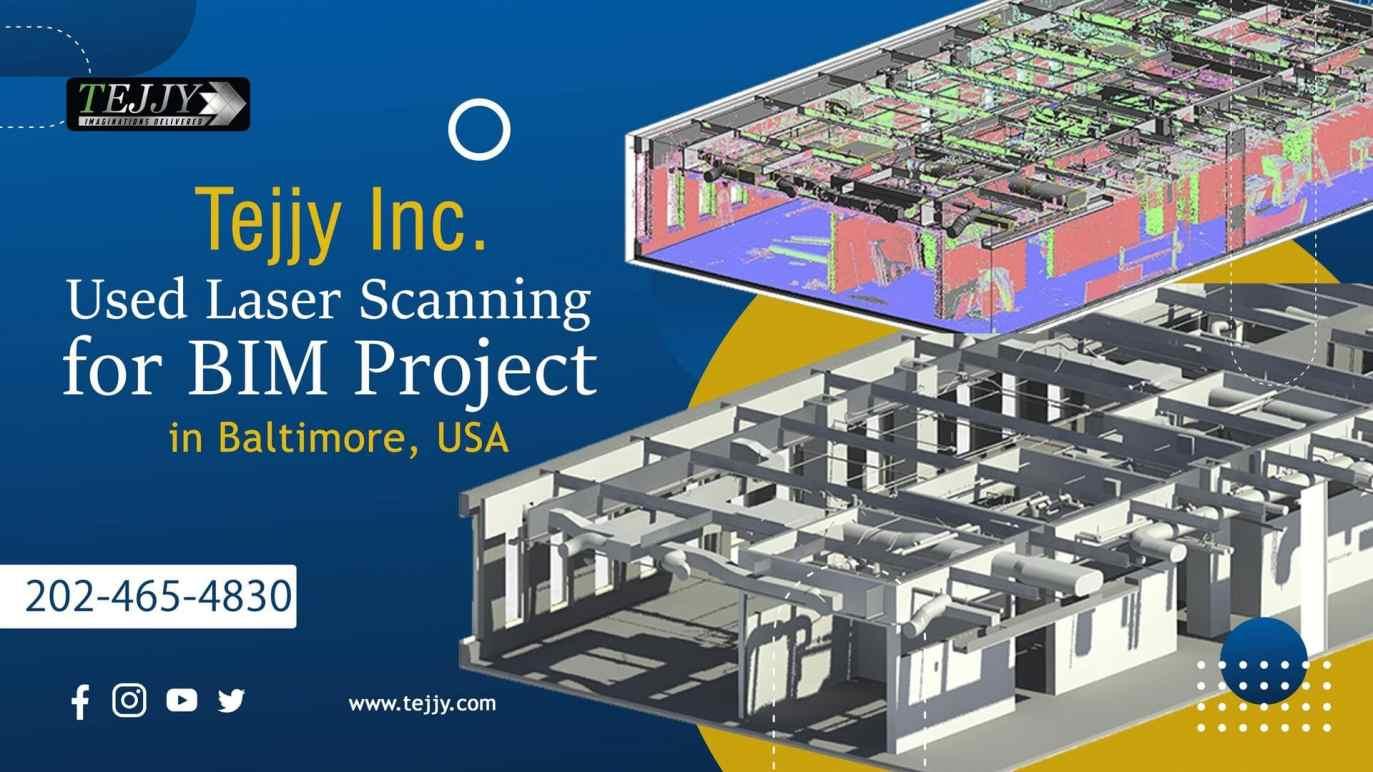 Laser Scanning for BIM Project