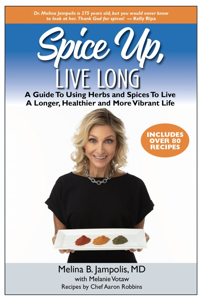Spice Up Live Long Book Cover