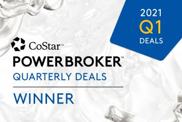 CoStar PowerBrokers Award