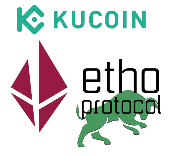 Etho Protocol & KuCoin Team Up For The Bull Market