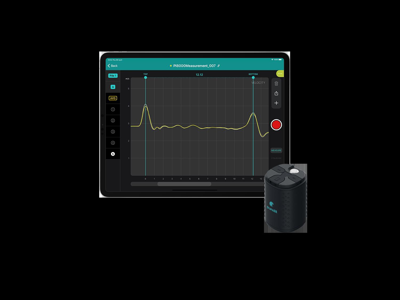 Pundit PI8000 Impact Echo Testing Device
