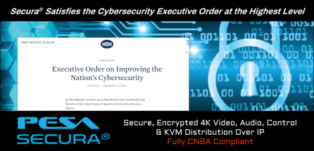 PESA SECURA Fully Complies with CNSA Requirements