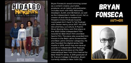 Bryan Fonseca Client Profile