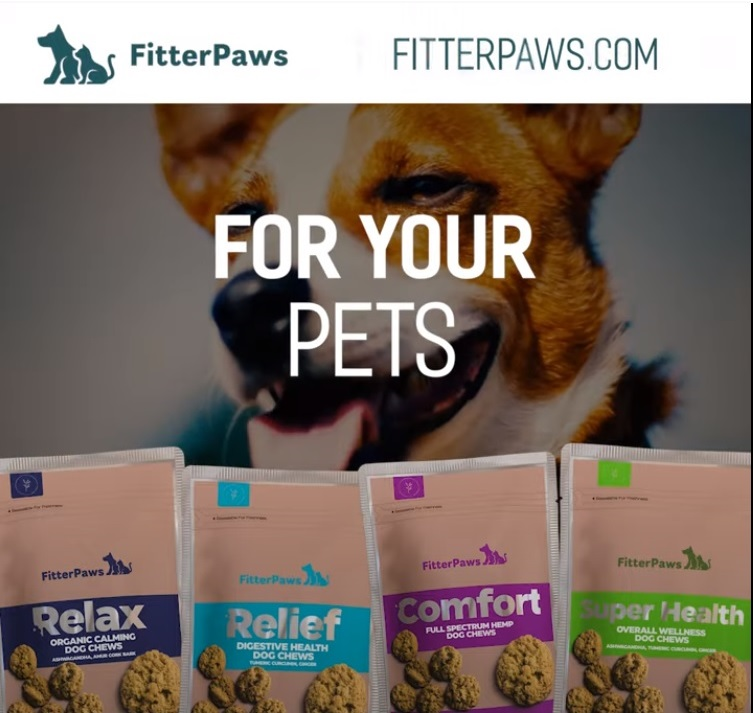 FitterPaws Products
