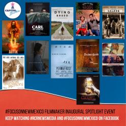 RCR News Media's Focus on New Mexico Filmmakers