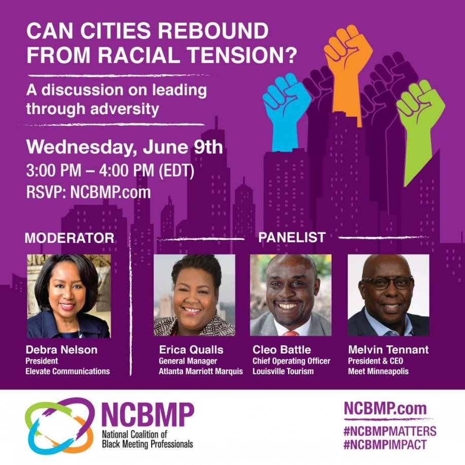 NCBMP's Can Cities Rebound from Racial Tension?