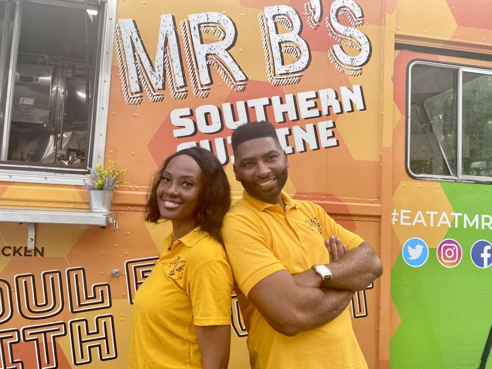 Mr B's Southern Cuisine in Tampa Bay