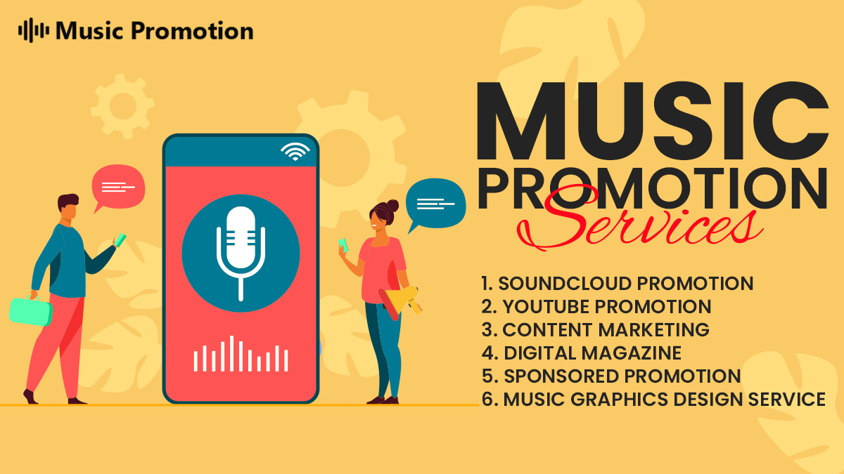 Music Promotion Services by Music Promotion Club