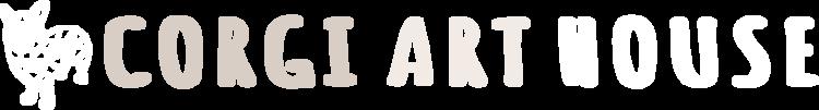 Corgi Art House Logo
