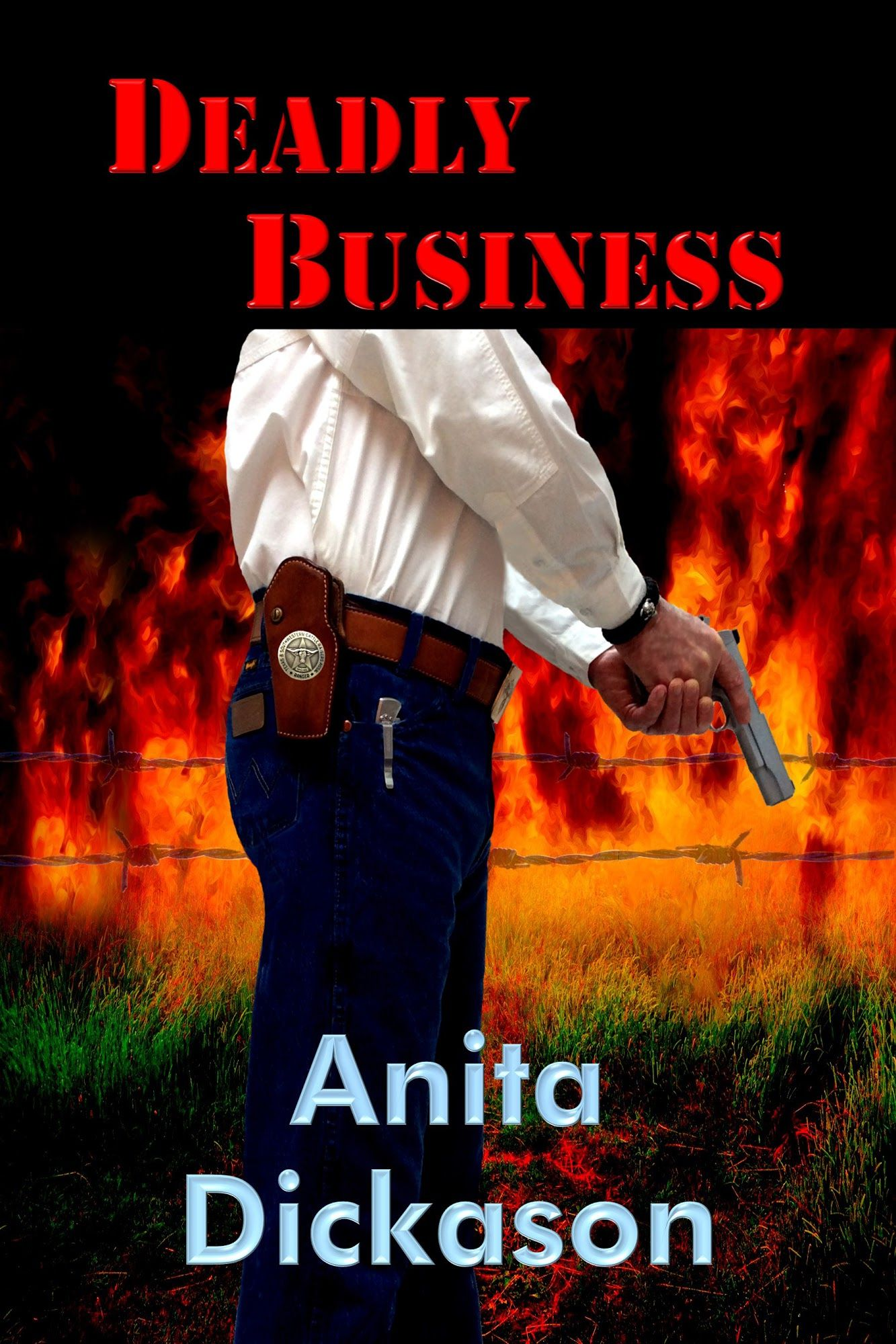 Deadly Business By Anita Dickason