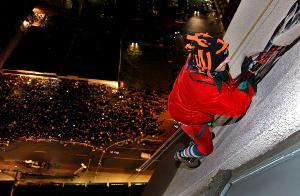 Cashman Climbs Down Yankee Stadium After Loss