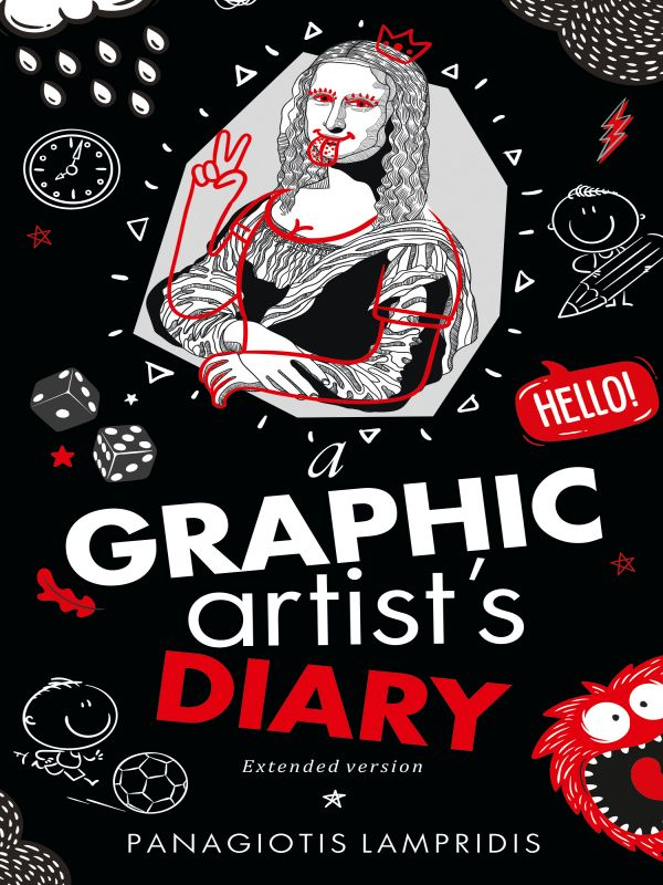 a Graphic artist's Diary by Panagiotis Lampridis